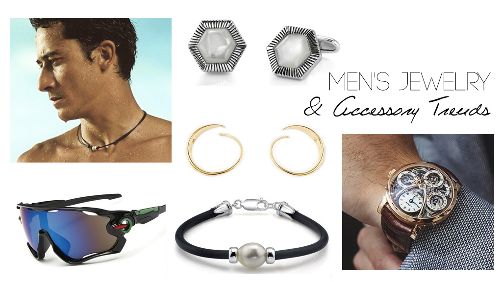 289e15cc0 Top 15 Men's Jewelry and Accessory Trends to Try in 2019