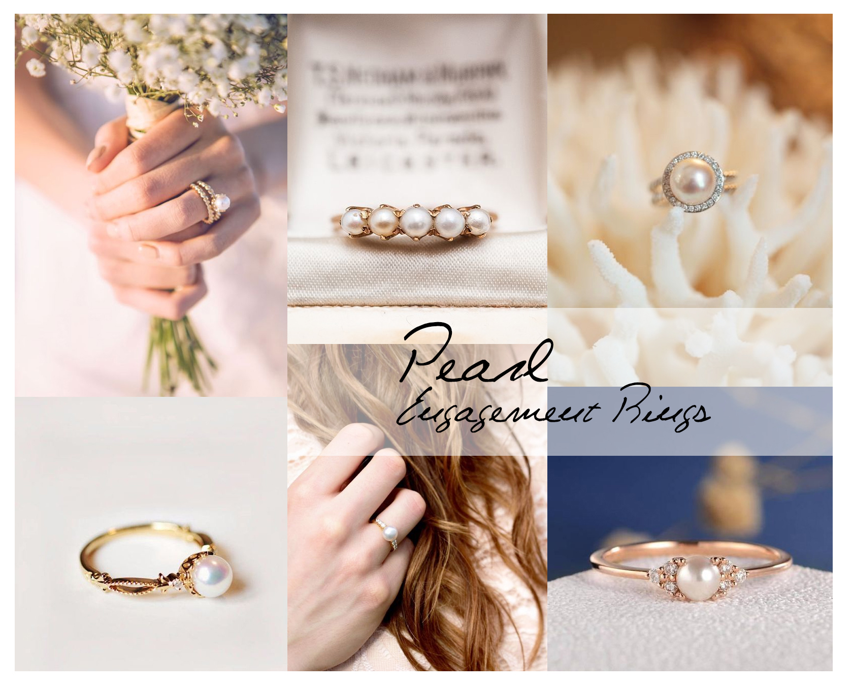 Choosing A Pearl Engagement Ring That She Ll Love Forever Laguna Pearl