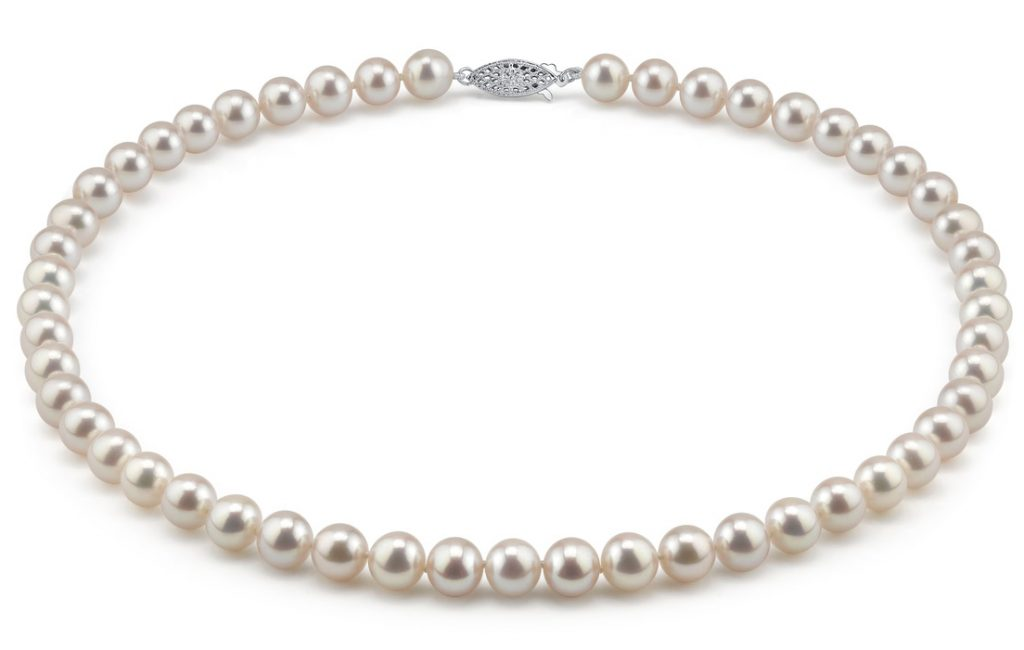Shop Pearl Necklaces