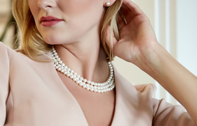Pearl Necklace Style