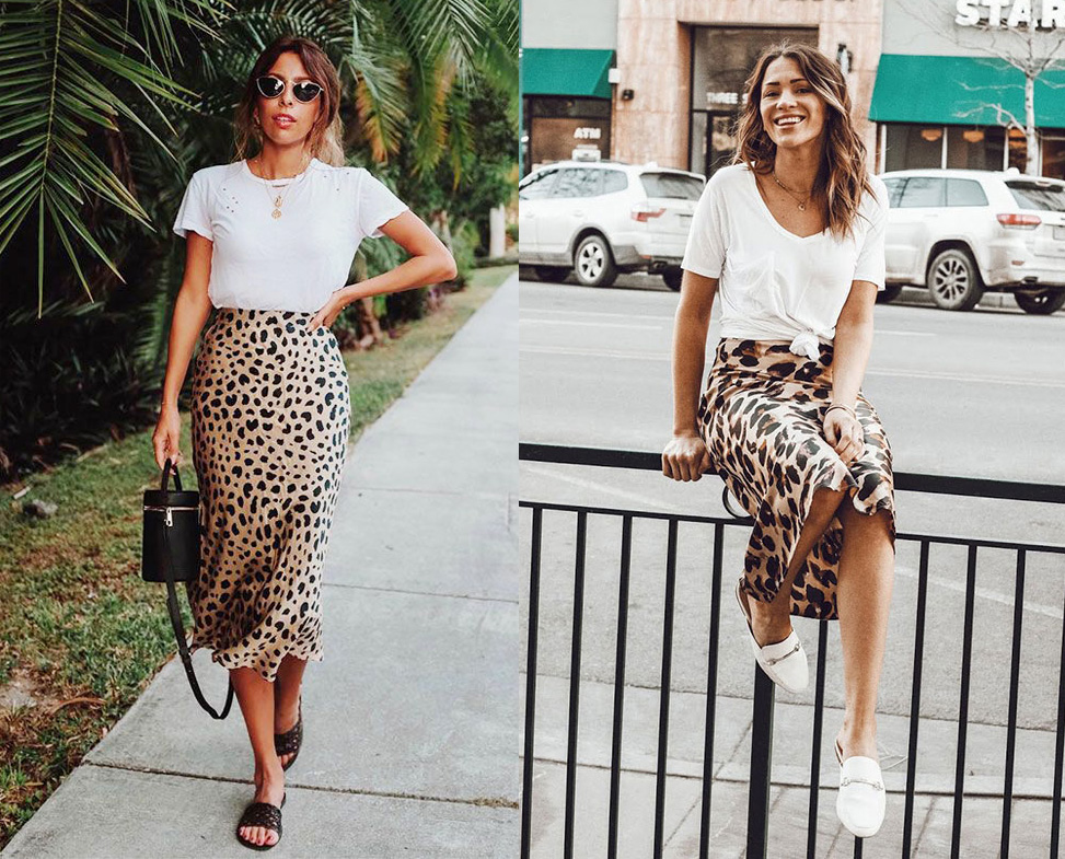 Animal Print Outfit