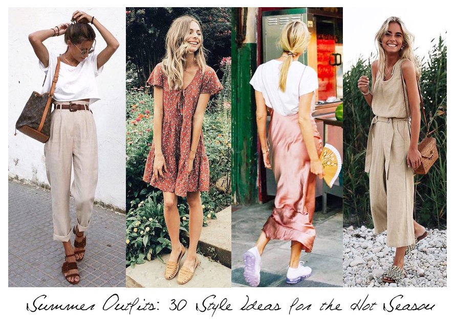30 Style Ideas for the Hot Season