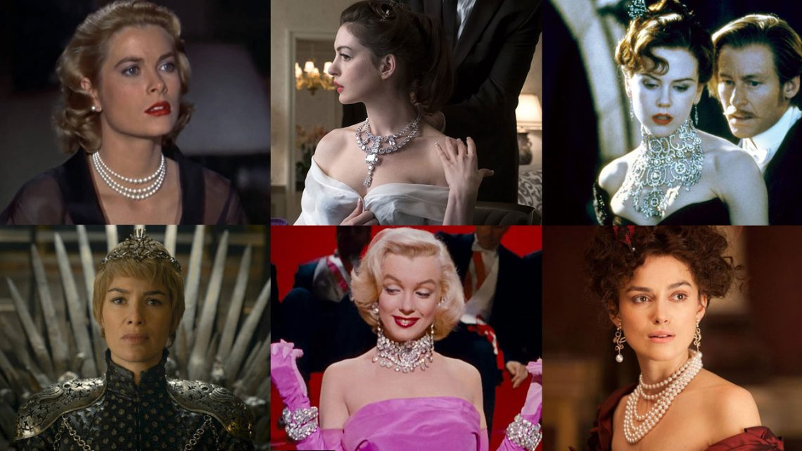 movie characters who give us jewelry envy