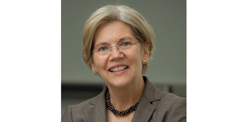 Elizabeth Warren Pearl Earrings