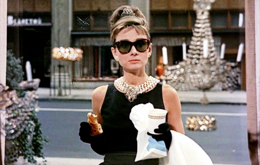 Breakfast at Tiffanys - Audrey Hepburn