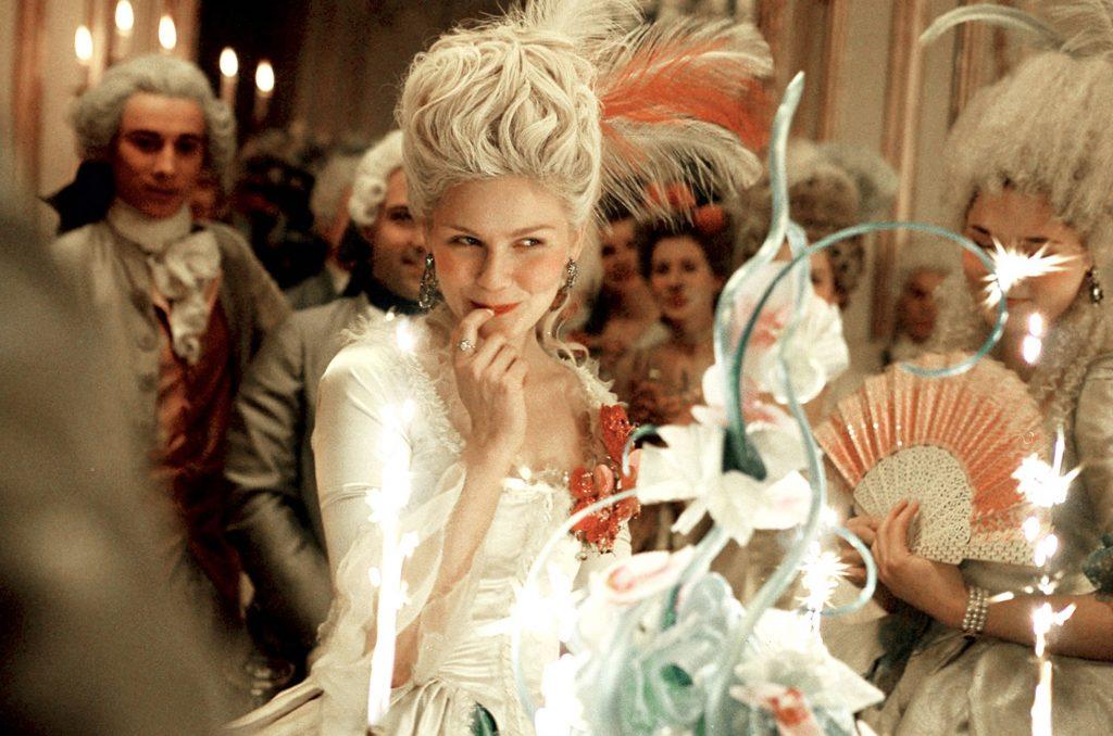 Marie Antoinette - Kirsten Dunst