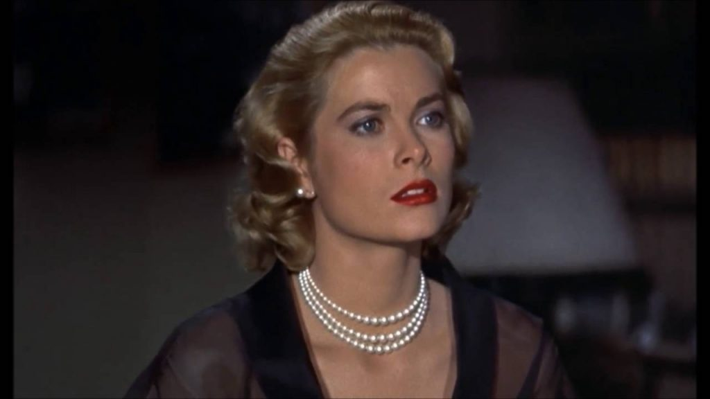 Rear Window - Grace - Kelly