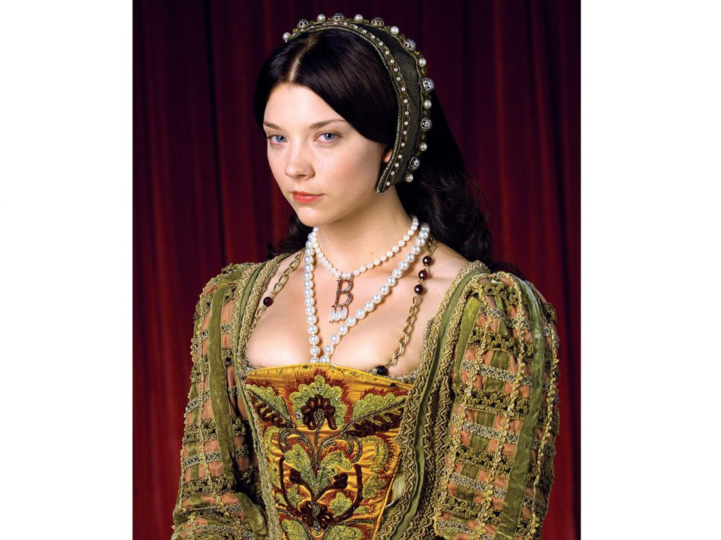 Tudors - Anne Boleyn