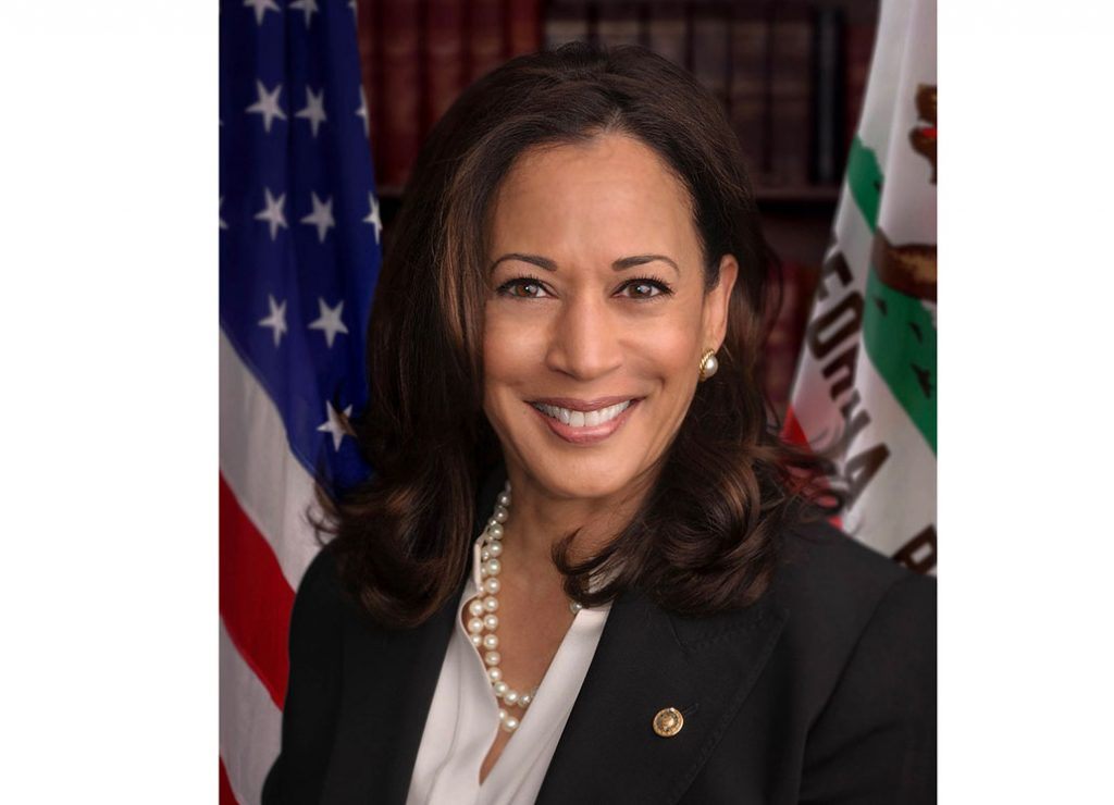 Kamala Harris Pearl Necklace