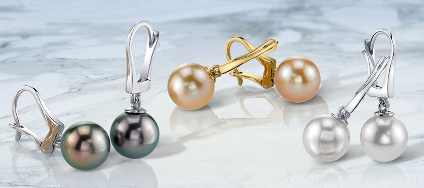 Pearl Earring Collection